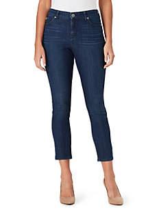 Mandie Slim Crop Jeans