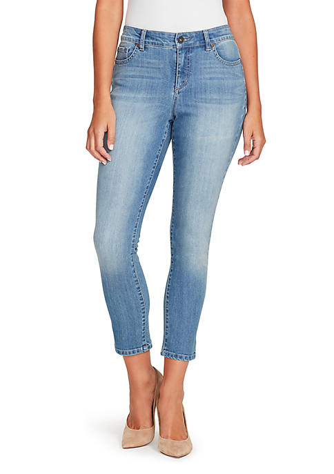 Bandolino Mandie Slim Crop Jeans