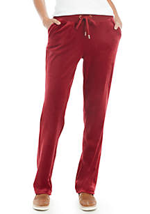 Kelly Velour Pants