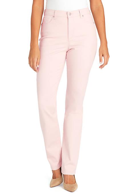 Amanda Basic Short Jeans
