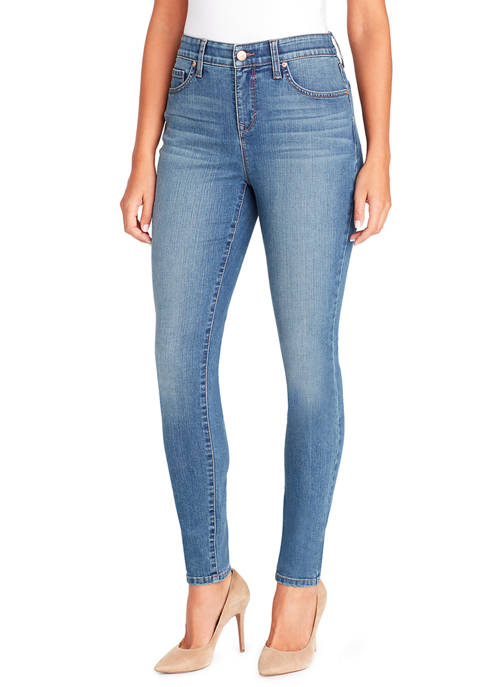 Gloria Vanderbilt Comfort Skinny Jeans