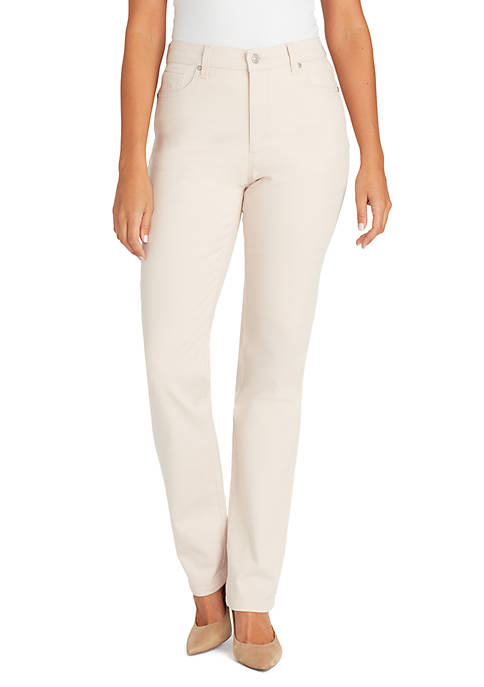 Gloria Vanderbilt Petite Amanda Basic Average Pants