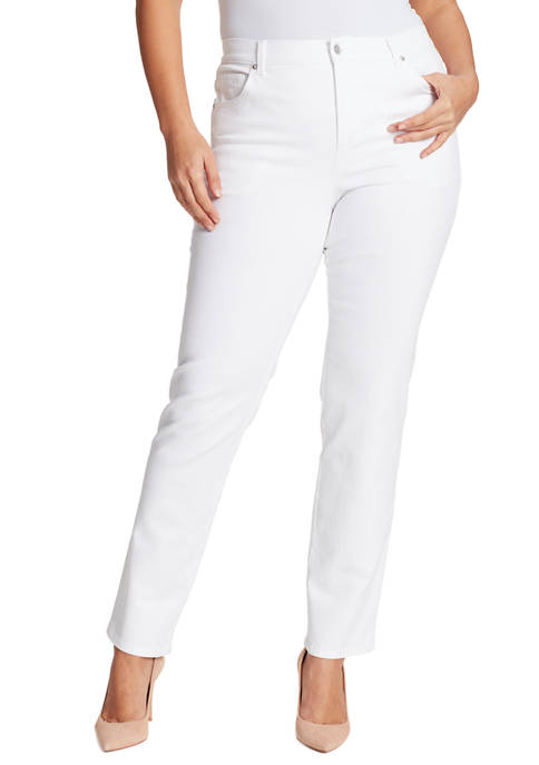 Gloria Vanderbilt Plus Size Amanda Basic Average Jeans