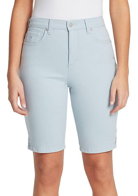 Gloria Vanderbilt Amanda Bermuda Shorts