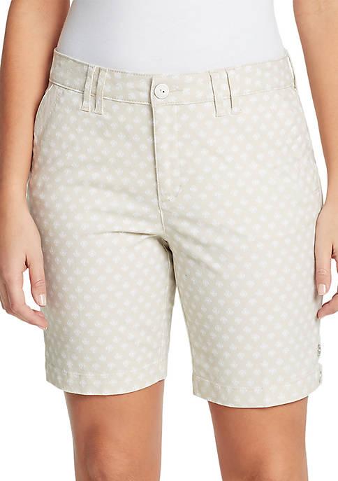 Gloria Vanderbilt Violet City Shorts