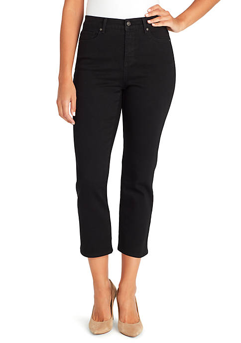 Gloria Vanderbilt Rail Straight Ankle Pants