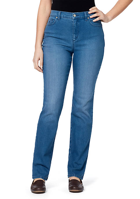 Gloria Vanderbilt Amanda Denim Average Pants