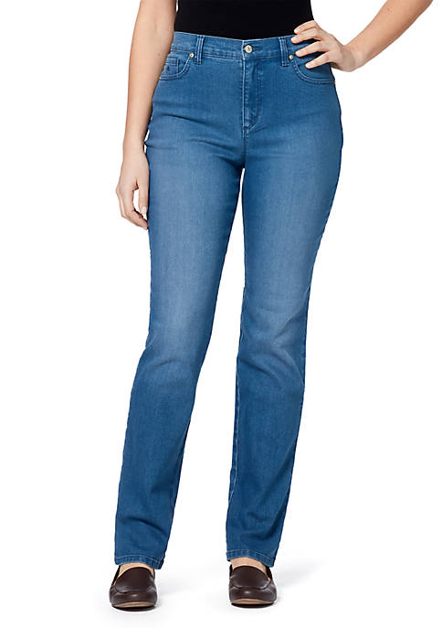 Gloria Vanderbilt Amanda Denim Short Jeans
