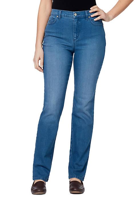 Gloria Vanderbilt Petite Amanda Classic Jeans
