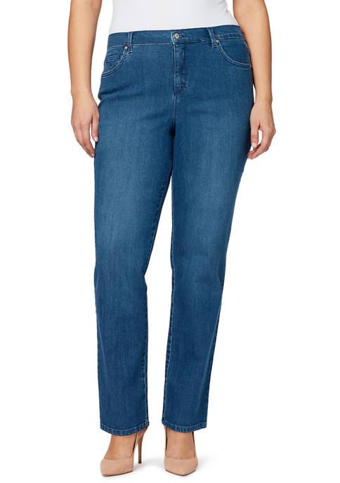 Gloria Vanderbilt Plus Size Amanda Jeans