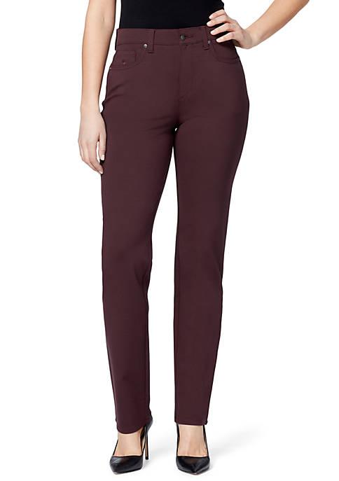 Gloria Vanderbilt Amanda Ponte Jeans