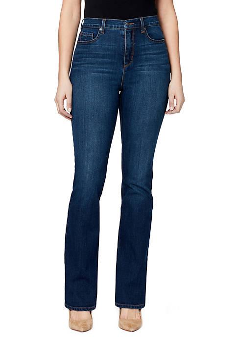 Gloria Vanderbilt Womens Amanda Boot Jeans