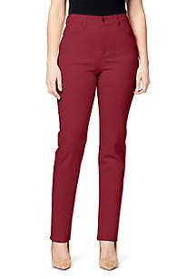 Gloria Vanderbilt Amanda Color Average Jeans