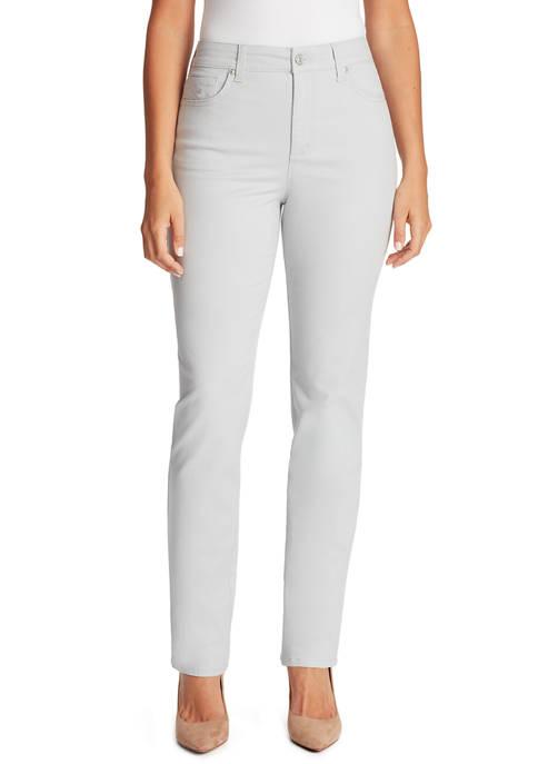 Gloria Vanderbilt Womens Average Denim Jeans