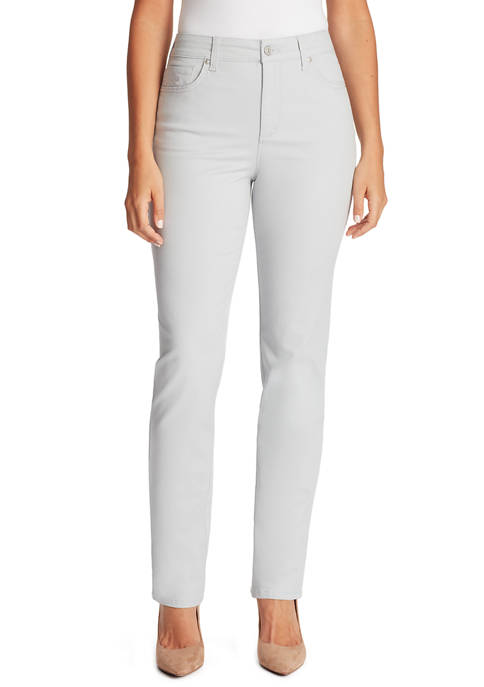 Gloria Vanderbilt Womens Amanda Short Jeans