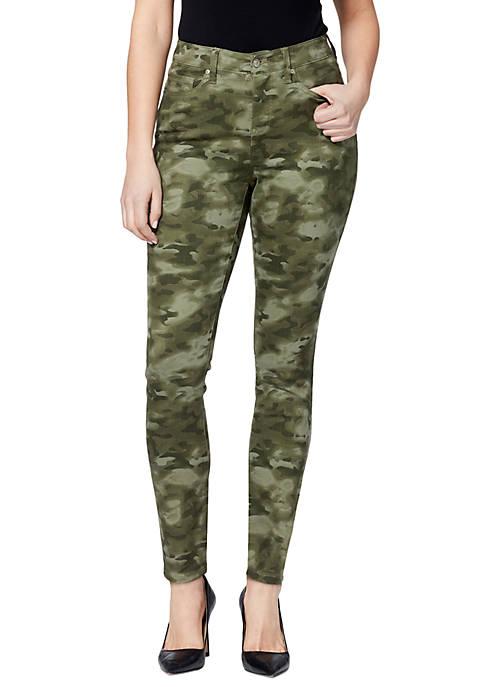 Gloria Vanderbilt Comfort Curvy Skinny Jeans
