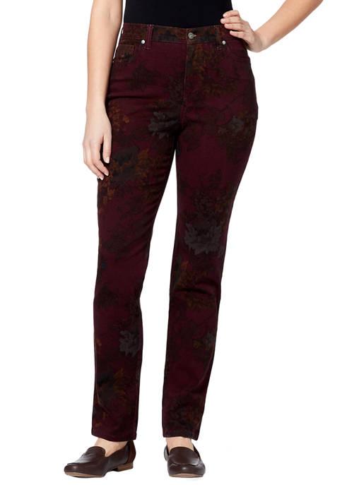 Womens Garden Average Jeans