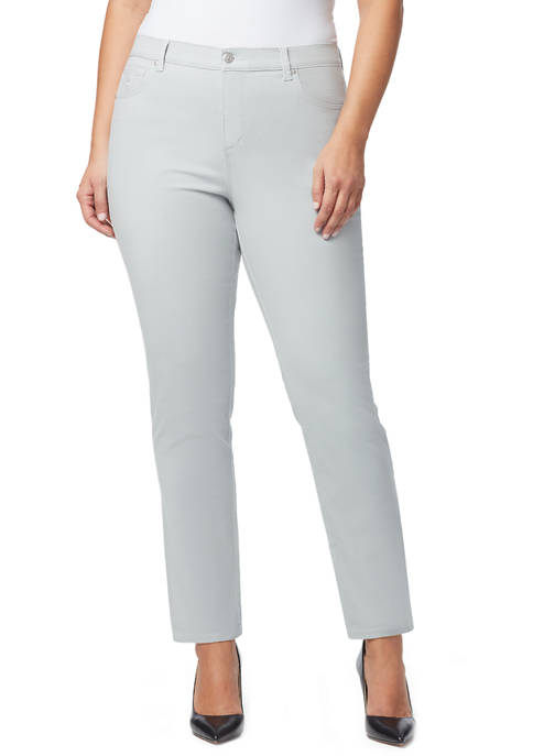 Gloria Vanderbilt Plus Size Amanda Color Jeans