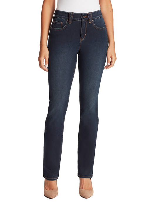 Womens Revolution Straight Jeans