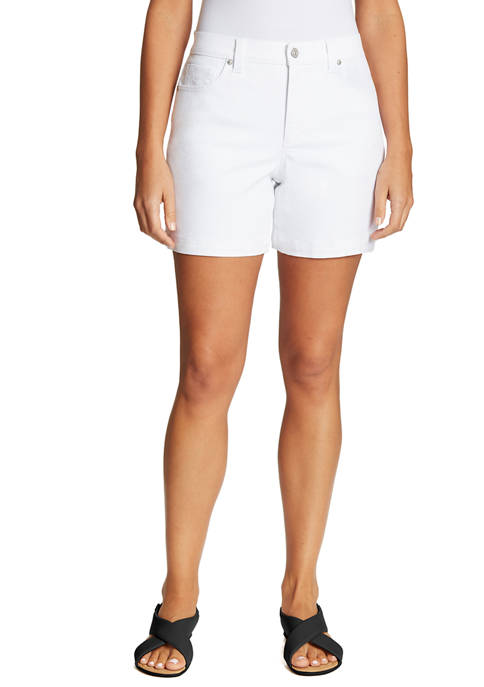 Gloria Vanderbilt Womens Amanda Shorts
