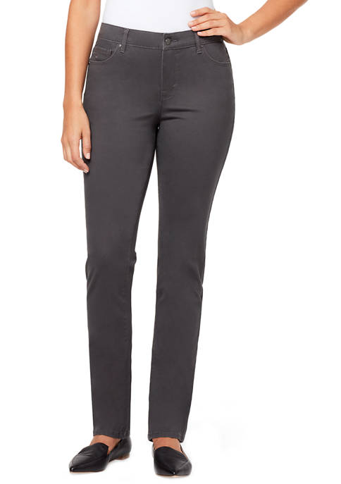 Gloria Vanderbilt Womens Sadie Slim Jeans