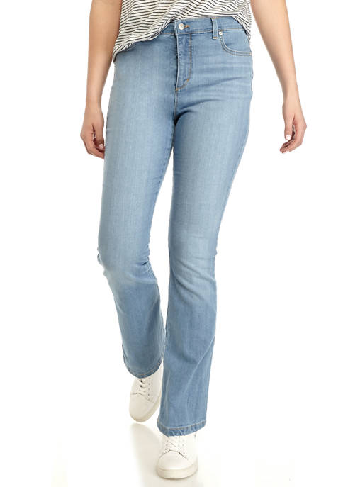 Gloria Vanderbilt Womens Boot Cut Jeans