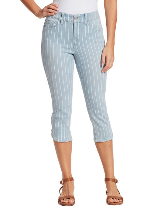 Gloria Vanderbilt Petite Comfort Curvy Capri Pants with