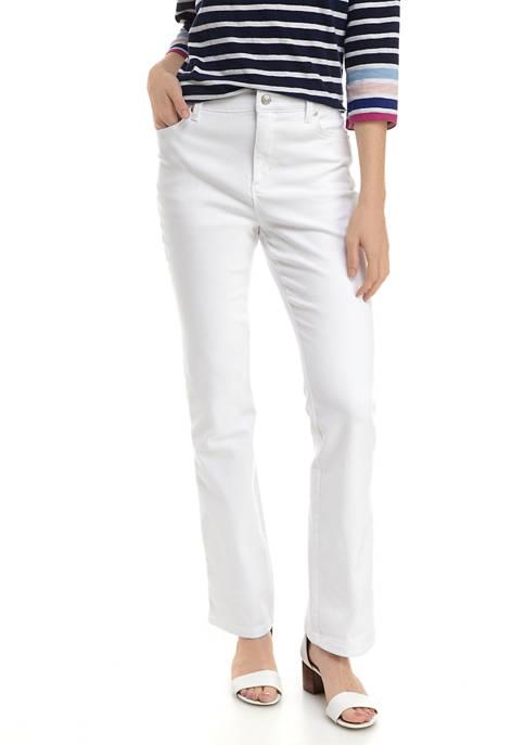 Gloria Vanderbilt Womens Boot Cut Jeans