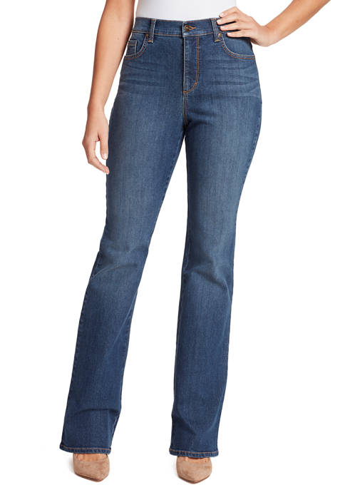 Womens Amanda Flare Jeans