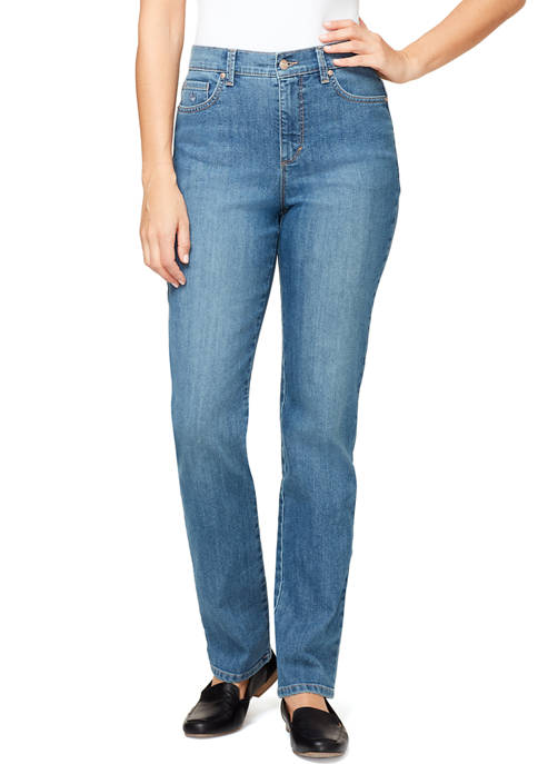Gloria Vanderbilt Womens Amanda Denim Jeans- Regular