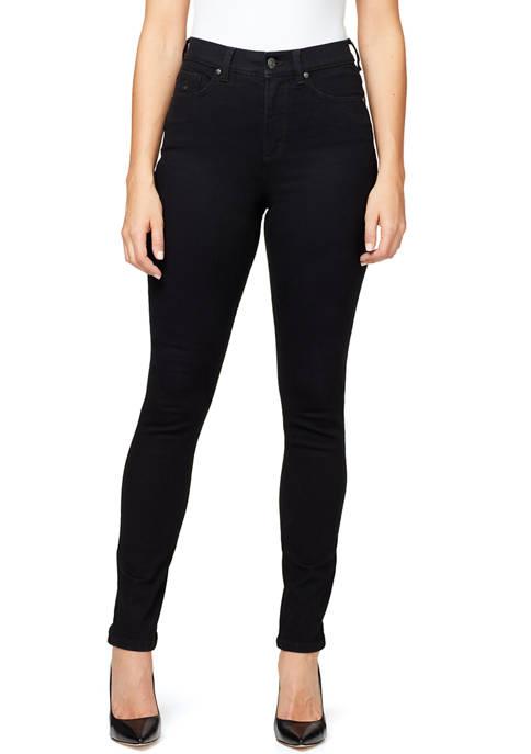 Gloria Vanderbilt Womens Amanda Skinny Jeans