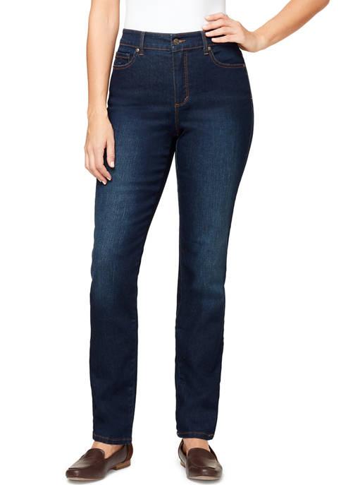 Gloria Vanderbilt Womens Amanda Slim Jeans