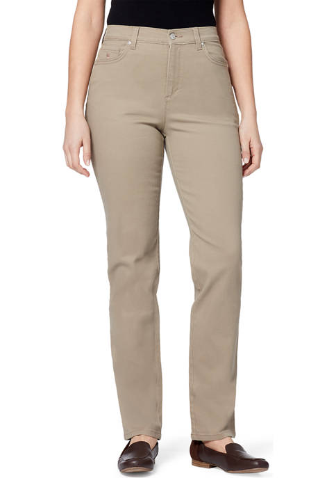 Gloria Vanderbilt Womens Amanda Jeans- Regular