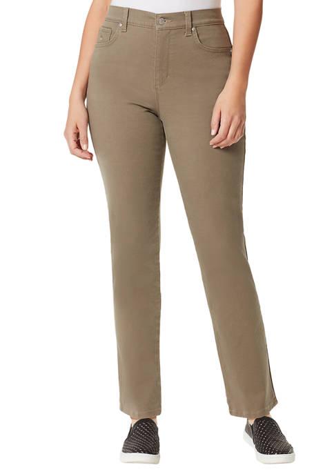 Gloria Vanderbilt Petite Amanda Average Color Jeans