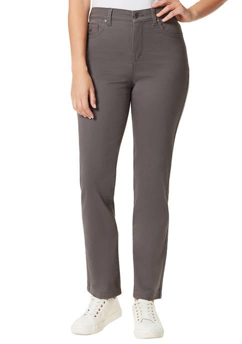 Gloria Vanderbilt Petite Amanda Short Color Jeans