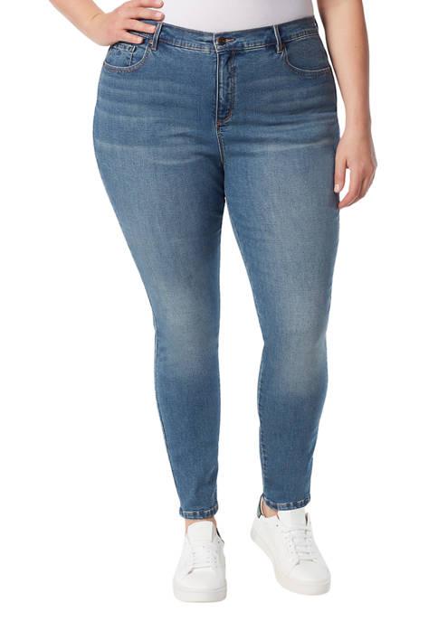 Gloria Vanderbilt Plus Size Amanda Skinny Jeans