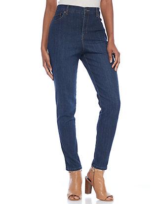 Petite Amanda Jeans Short Average