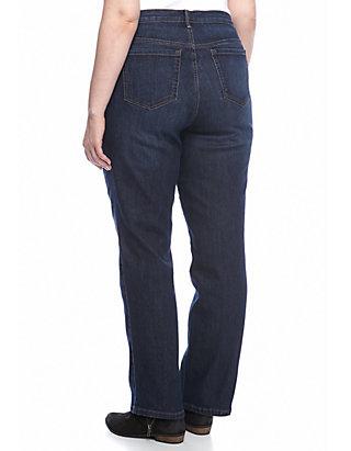 bed2044a6b9 Gloria Vanderbilt. Gloria Vanderbilt Plus Size Amanda 5 Pocket Jean ...