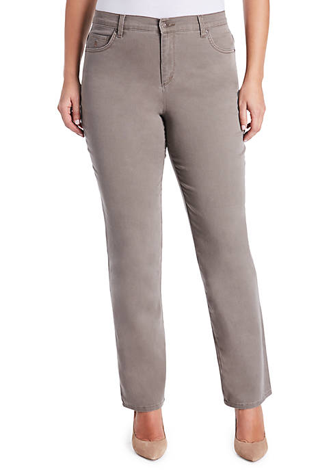 c0e79a1fc93 Gloria Vanderbilt Plus Size New Amanda Jeans