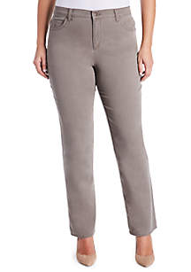 Gloria Vanderbilt Plus Size New Amanda Jeans