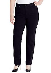 Plus Size Amanda Ponte Jeans