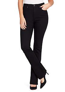 Amanda Bootcut Short Jeans