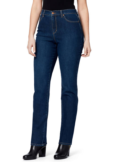 Gloria Vanderbilt Womens Amanda Average Jeans