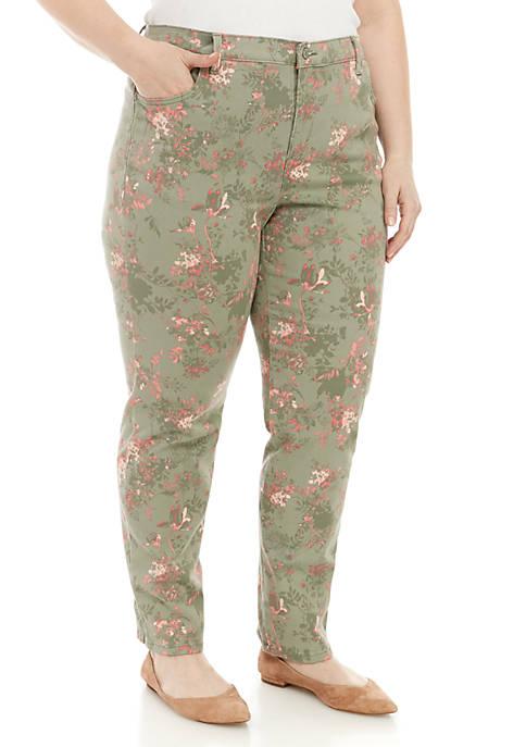 Plus Size Amanda Jeans