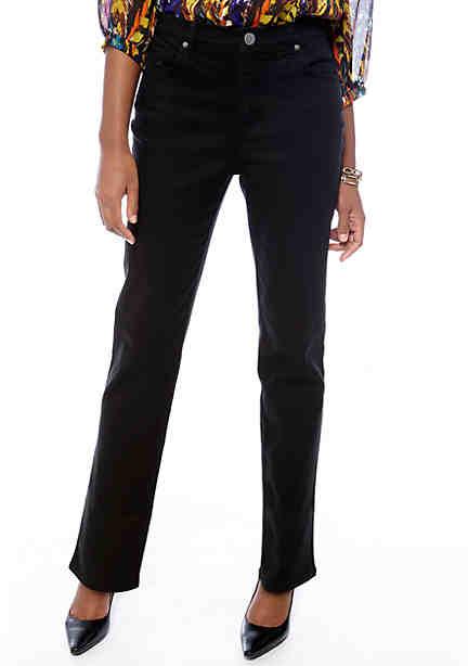 Gloria Vanderbilt Amanda Classic Fit Jeans ...