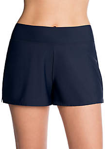 Shapesolver Solid Swim Shorts