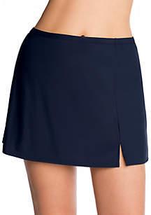 Shapesolver Side Slit Swim Skirt