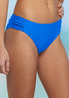 be inspired® Solid Hipster Swim Bottom