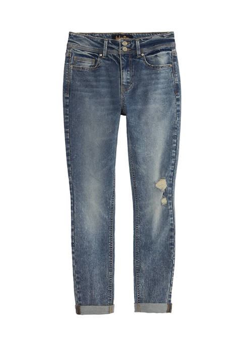 Indigo Rein Juniors High Rise Skinny Jeans