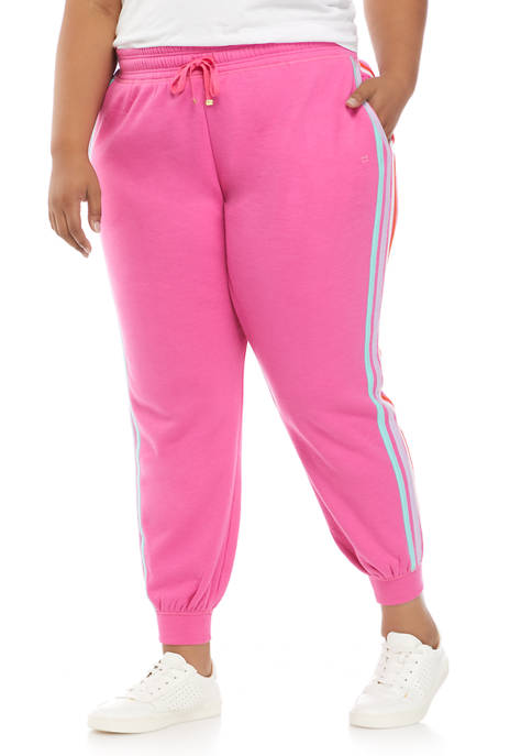 Cabana by Crown & Ivy™ Plus Size Joggers